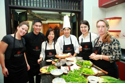 Vietnam News, 18th December 2016: A head for business, a heart for culture